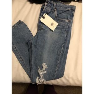 Brand new Levi's jeans with tags